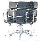 Парикмахерское кресло Аксель