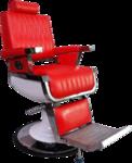 Парикмахерское кресло Томми красный