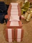 Педикюрное кресло Пилот с Подушкой